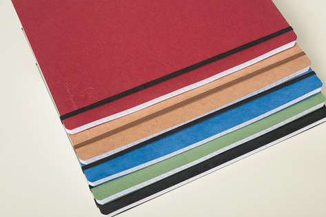 Clairefontaine Basic Notebooks